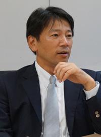 President Takayoshi Yamakawa